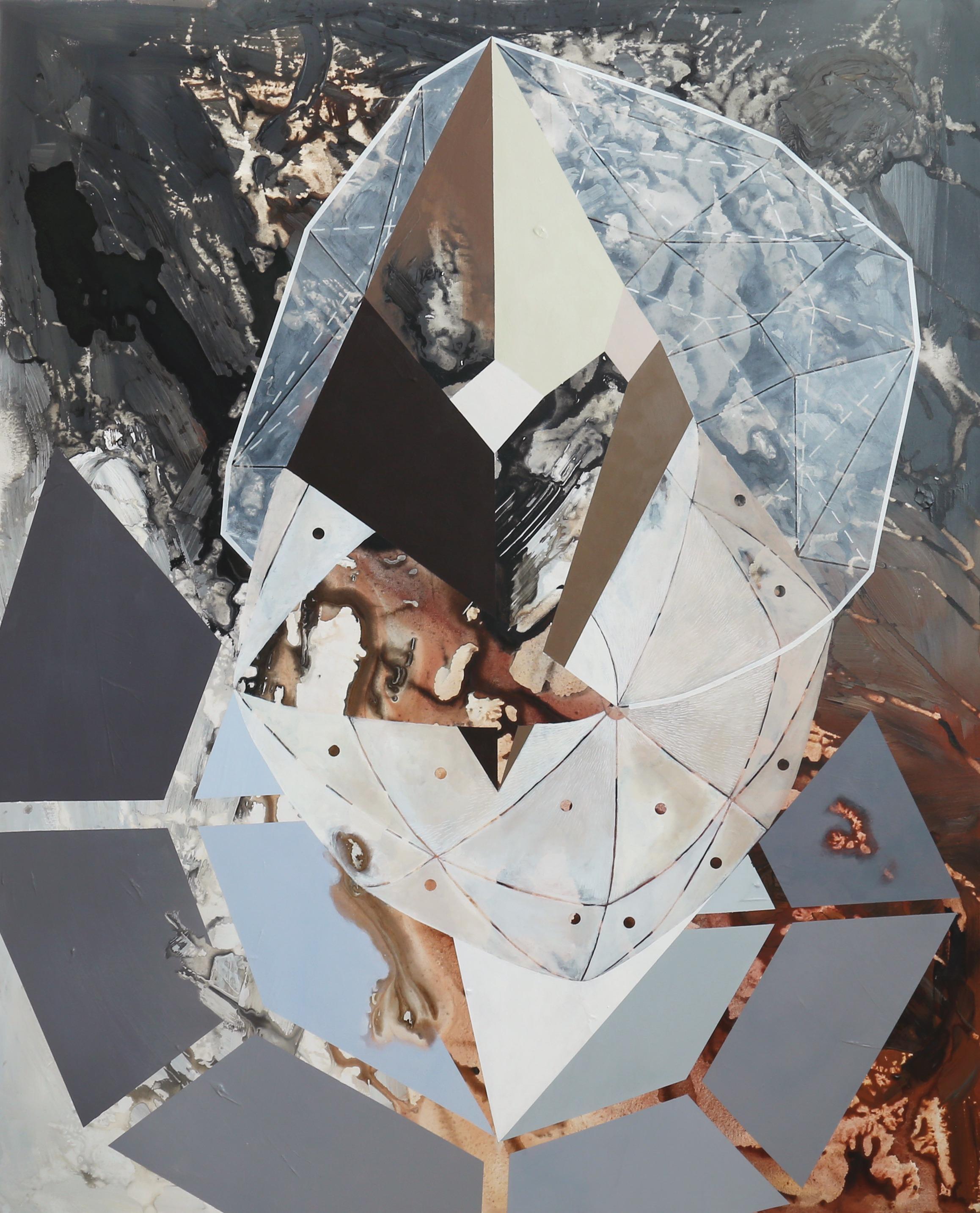 Espace cristallographique