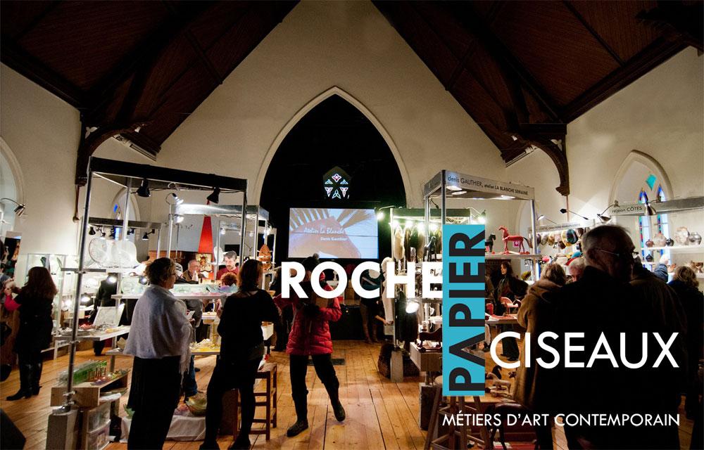 Salon Roche-Papier-Ciseaux à Bromont